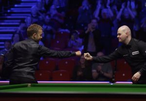 Maximum man Ali Carter knocked out of the British Open